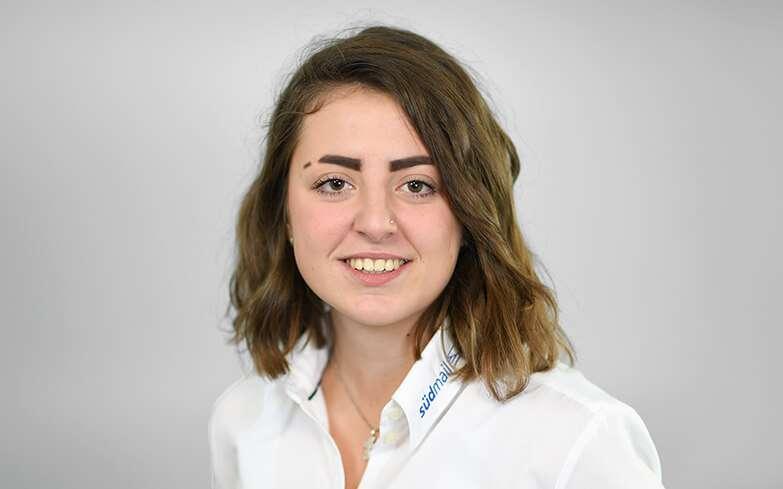 Unsere neue Auszubildene Hannah Weber stellt sich vor
