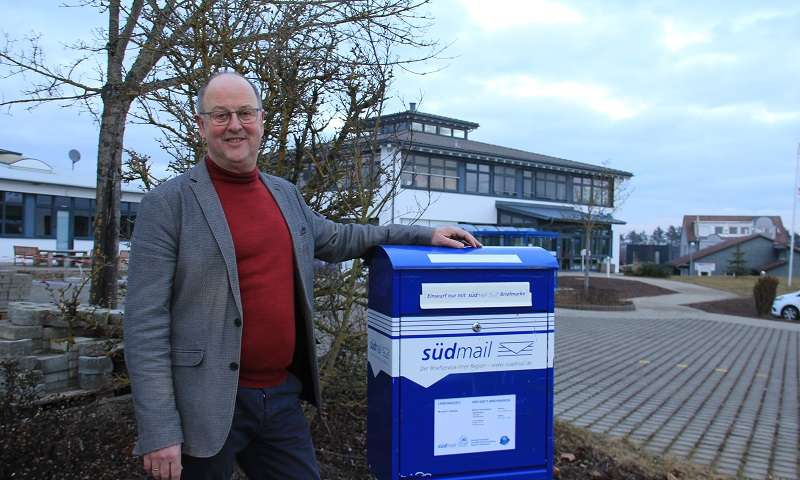 Neue Verkaufsstelle in Sigmaringen