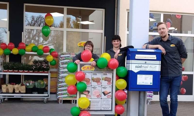 Die Blaue Post in Baindt – Pünktlich zur Neueröffnung ein Südmail-Infopoint